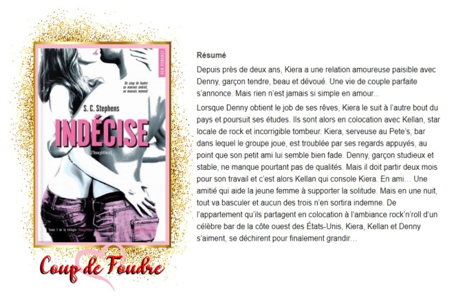 Thoughtless tome 1 indécise avis