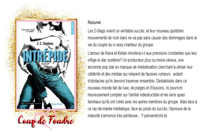 Thoughtless tome 3 intrépide avis